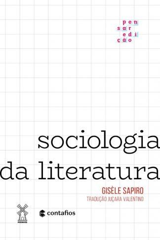 sociologia da literatura